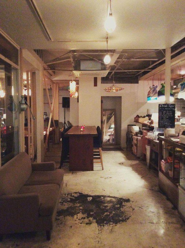 フレブルカフェ