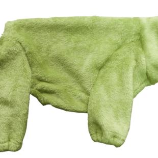 着る毛布つなぎ(ブルオブルコ)