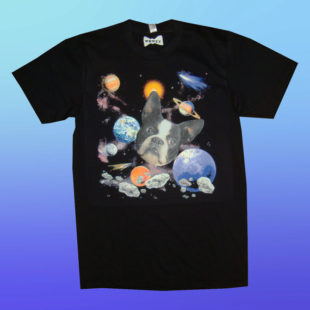 PUPPY PLANET Wowch T-Shirt