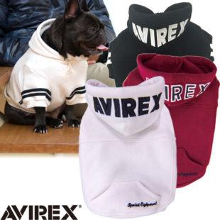 AVIREX:フットボールパーカー