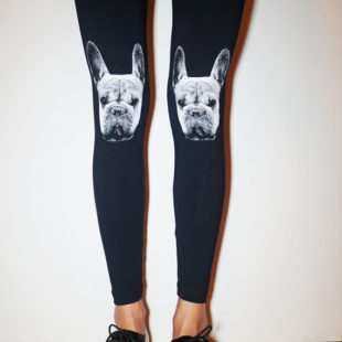 Wowch FRENCH BULLDOG Leggings