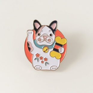 Fortune Molly Pin