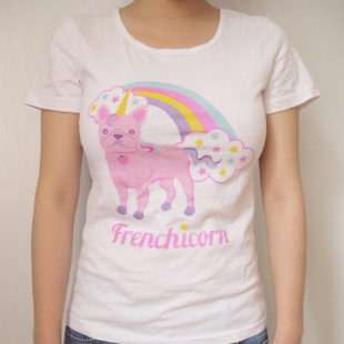 Frenchicorn T-shirt
