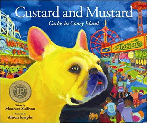 Custard and Mustard: Carlos in Coney Island