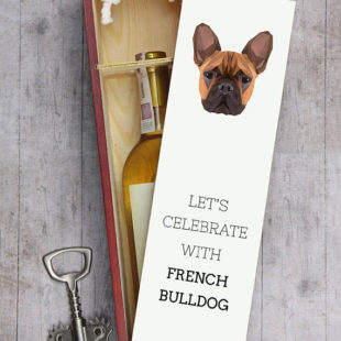 Let's celebrate with French Bulldog